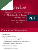 IEAAIE LNAI 2012 Presentation