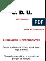 2 AULA CDU_AUXI. INDEP._LINGUA, FORMA.pptx