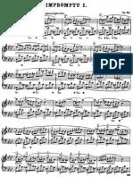 Chopin - Fantasy Impromptu