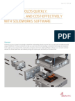 Solidworks WhitePaper Industry Moulds