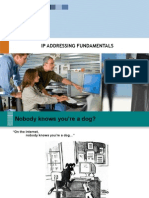 Basics Chapter 03 IP Address Fundementals
