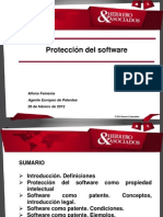 Patentes Software