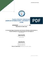 Internship Cover Fall 2014