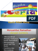 Ramadhan Ceria 1432 h