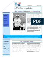 tws newsletter november 2014