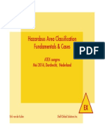 Shell Hazardous Area Classification Fundamentals