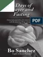 7 Days of Prayer