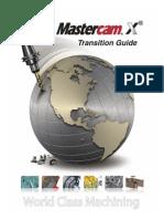MCAMX5 Transition Guide