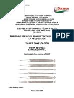 Análisis de Objeto Técnico La Lima