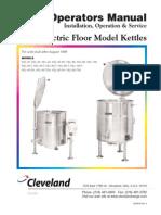 390 Electric Floor Models