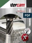X8 Mastercam Training Solutions BrochureMay2014