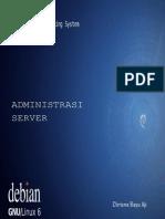 Debian Linux 6 Squeezy Modul Kelas XI Teknik Komputer Jaringan