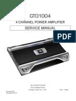 Jbl GTO1004 Sm