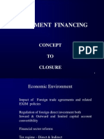 Investment Financing