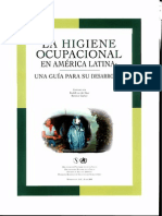 La Higiene Ocupacional en America Latina