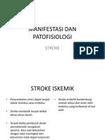 Manifestasi Dan Patofisiologi Stroke