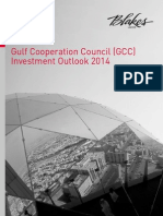GCC Inestment Outlook 2014