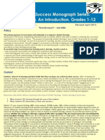Visible Learning - An Introduction, Grades 1-12 PDF