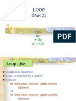 Slide 08b - Control Structure_Loop