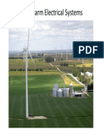 Wind Farm Electrical System