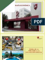 2da Clase Geografia Economica UDL 2014-II