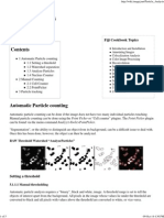 Particle Analysis - ImageJ- Manual1