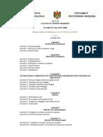 Lege Republicii Moldova Cu Privire La Statutul Refugiatilor