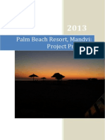 Palm the Beach Resort Mandvi