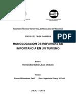 PFC-P-19 reforma vehiculo