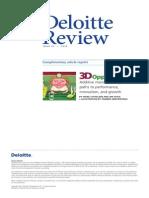 Deloitte Review 3d Opportunity