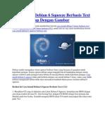 Cara Install Debian 6 Squeeze Berbasis Text