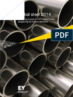 EY Global Steel 2014