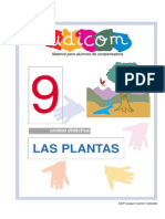 Unidad Didáctica 9. Las Plantas