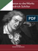 Steven D. Martinson-A Companion to the Works of Friedrich Schiller (Studies in German Literature Linguistics and Culture) (2005)