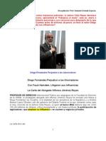 Fernández de Cevallos Perjudicó a los Ahorradores