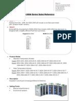 Sales Guide EDS-200A V2