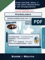 Memoria y Calculo Caracteristicas de La Cuenca