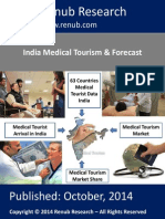 India Medical Tourism Market Share & Forecast