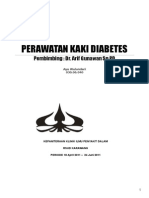 Referat Perawatan Kaki Diabetik