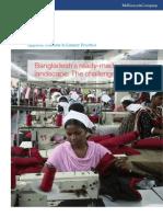 2011 McKinsey Bangladesh