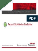 Discover FactoryTalk Historian Slides
