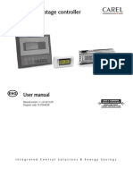 Carel PCO3 User Manual