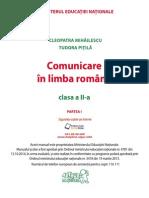 manual clr clasa a II a