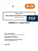 Annexe 1 - Guide Tome I - Claire CASENAVE