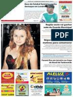 Jornal União - Edição da 1ª Quinzena de Novembro de 2014