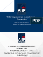 Clase Nº 1 Electricidad