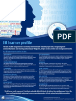 ib learner profile - revised - august 2013