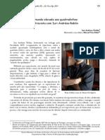 Entrevista Iuri Andréas Reblin