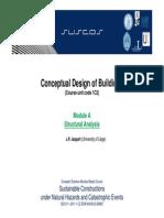 Module a Structural Analysis Suscos 2013 2014 l3 Wa