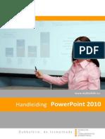 Alg Handleiding Powerpoint2010